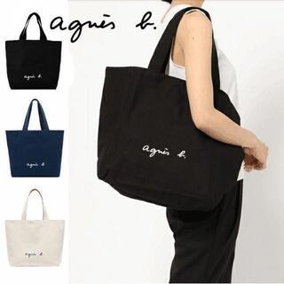agnes b. - agnes b.アニエスベートートバッグミニバッグキャンパスバッグトートバッグ