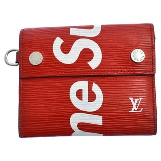 シュプリーム(Supreme)のSUPREME シュプリーム 二つ折り財布(折り財布)