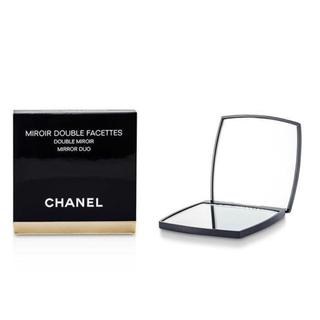 CHANEL - プレゼントにも。新品箱入り ミロワールドゥーブルファセット シャネル ミラー