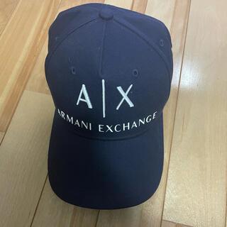 アルマーニエクスチェンジ(ARMANI EXCHANGE)のARMANI EXCHANGE(キャップ)