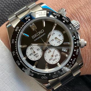 セイコー(SEIKO)のセイコーデイトナカスタム時計(置時計)
