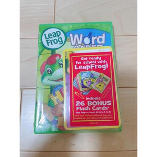 フォニックスの学習に最適 ☆ Leap Frog / WORD CAPER