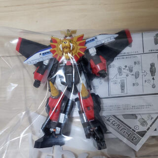 BANDAI - スーパーミニプラ ガオガイガーシリーズ 組立済品