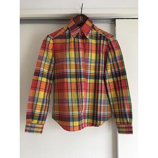 リーバイス(Levi's)の【リーバイス】チェックシャツ L(シャツ/ブラウス(長袖/七分))