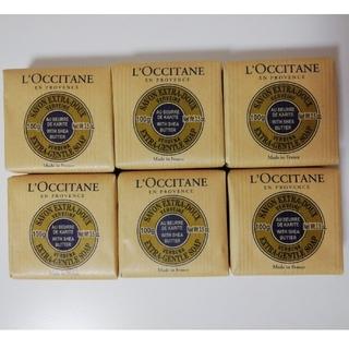 L'OCCITANE - ロクシタン L'OCCITANE 石鹸 SHソープ ヴァーベナ 100g  6個