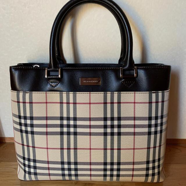 BURBERRY(バーバリー)のBURBERRYバッグ レディースのバッグ(トートバッグ)の商品写真