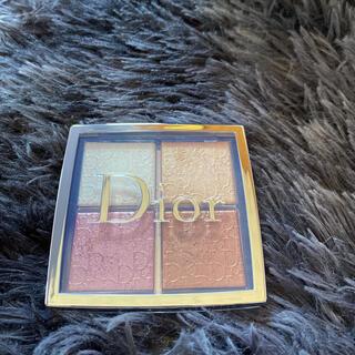 Dior - ディオールバックステージフェイスグロウパレット001 フェイスパウダー チーク