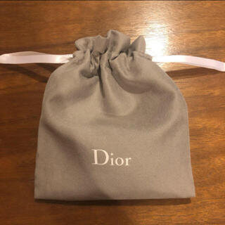 Dior - Dior 巾着袋 巾着 ポーチ 小物入れ 袋