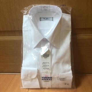 ユキコハナイ(Yukiko Hanai)の❤︎新品❤︎YUKIKO HANAI ワイシャツ 白 38-82(シャツ)