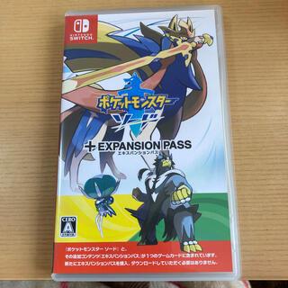 Nintendo Switch - ポケットモンスター ソード + エキスパンションパス Switch