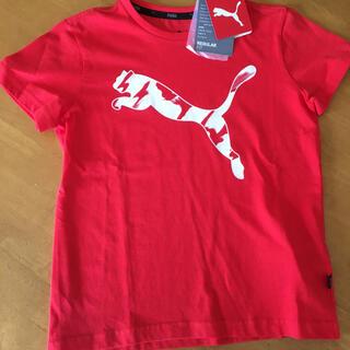 PUMA - 新品.タグ付き☺︎ プーマ Tシャツ 130㎝