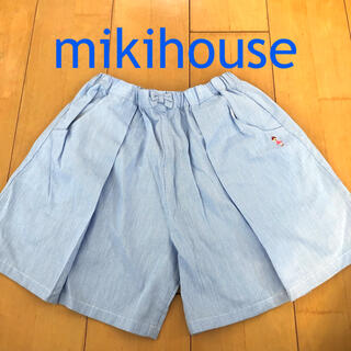 mikihouse - 新品未使用⭐️ミキハウス 140キュロット