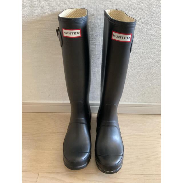 HUNTER(ハンター)のHUNTER レインブーツ レディースの靴/シューズ(レインブーツ/長靴)の商品写真