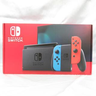 Nintendo Switch - 新品未開封 任天堂スイッチネオンカラー