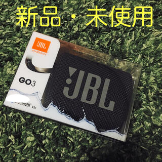 新品未開封 JBL  GO3 スピーカー ブラック