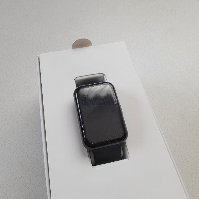 HUAWEI(ファーウェイ)のHUAWEI WATCH FIT メンズの時計(腕時計(デジタル))の商品写真