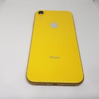 iPhone - SIMフリー iPhone XR イエロー