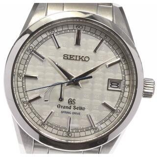 セイコー(SEIKO)の☆良品 セイコー グランドセイコー  GS 9R65-0BP0 メンズ 【中古】(腕時計(アナログ))