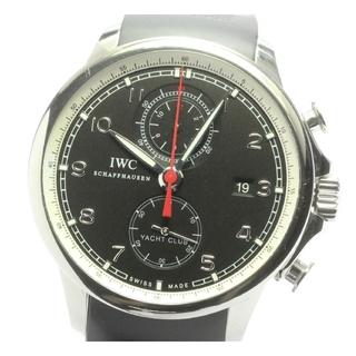 インターナショナルウォッチカンパニー(IWC)のIWC ポルトギーゼ ヨットクラブ IW390210 メンズ 【中古】(腕時計(アナログ))