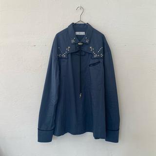 TOGA - TOGA V Typewriter western shirt