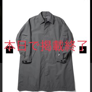 1LDK SELECT - DAIWA PIER 39 Loose Soutien Collar Coat