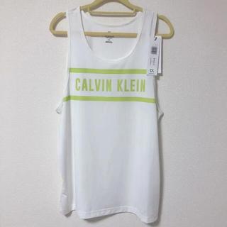 カルバンクライン(Calvin Klein)の新品 ♡ カルバンクライン タンクトップ ♡(タンクトップ)