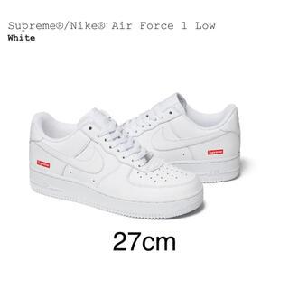 Supreme - Supreme®/Nike® Air Force 1 Low 27.0