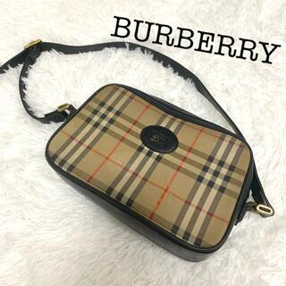BURBERRY - バーバリー ショルダーバッグ ノバチェック ショルダーバッグ 斜めがけ
