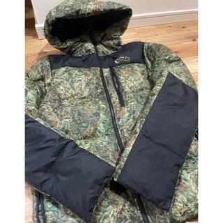 ナイトレイド(nitraid)のnitraid dope forest puffy jacket L(ダウンジャケット)