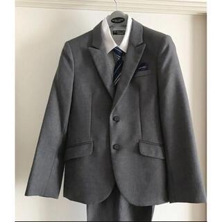 ミチコロンドン(MICHIKO LONDON)の美品ミチコロンドン 卒業式 男の子スーツ  150(ドレス/フォーマル)