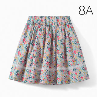 Bonpoint - 新品未使用  Bonpoint  スカート  8A