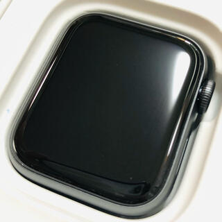 Apple Watch - 【新品同様】Apple WatchSE 40mmGPSモデルスペースグレイ 最安