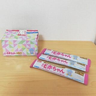 森永乳業 - 【新品】E赤ちゃん400g✕1袋+小袋3袋