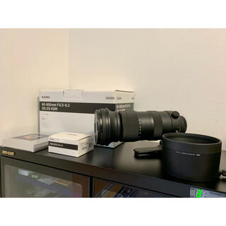 SIGMA - シグマ60-600mm F4.5-6.3 DG OS HSM Sports
