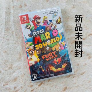 Nintendo Switch - スーパーマリオ3Dワールド