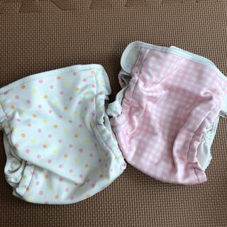 ニシキベビー(Nishiki Baby)のニシキ 布オムツカバー 80〜95(ベビーおむつカバー)