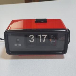 セイコー(SEIKO)のSEIKO デジタルクロック アンティーク(置時計)