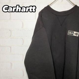 carhartt - 90s Carhartt カーハート スウェット 肉厚 希少 古着 トレーナー