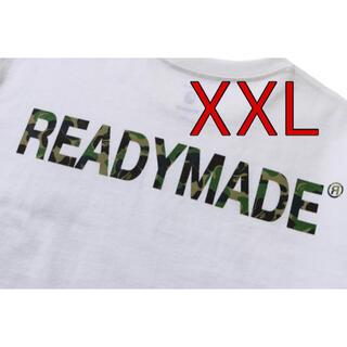 A BATHING APE - READYMADE × A BATHING APE 3Pack Tee XXL