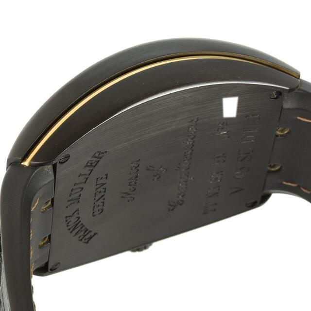 FRANCK MULLER(フランクミュラー)のフランクミュラー ヴァンガード  メンズ腕時計 メンズの時計(腕時計(アナログ))の商品写真