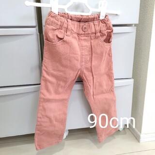 アカチャンホンポ(アカチャンホンポ)のピンクの長ズボン(パンツ/スパッツ)