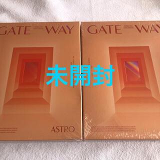 ASTRO gateway 未開封 アルバム