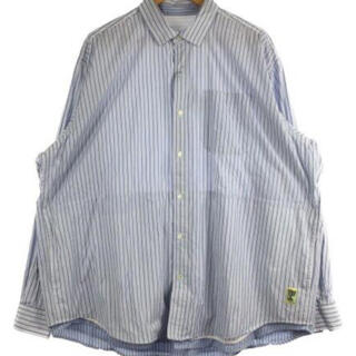BEAMS - beams ssz daburi shirts Lサイズ