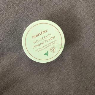 Innisfree - 新品未使用 イニスフリー パウダー ノーセバム ミネラルパウダー