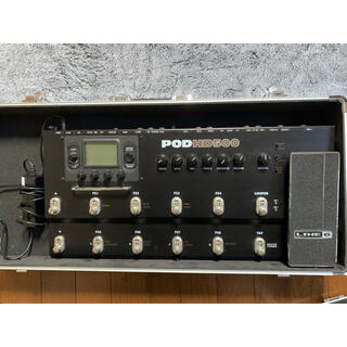 LINE6 POD HD500 (エフェクター)
