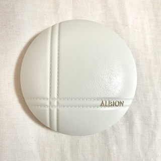 ALBION - ALBION ホワイトレアエアー 01、ケース