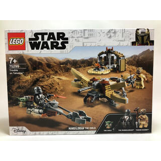 Lego - 新品未開封 レゴ スターウォーズ マンダロリアン タトゥイーンの戦い 75299