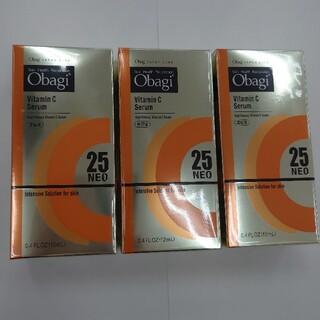 Obagi - 2/27限定価格 ロート製薬 オバジC25美容液 3個セット