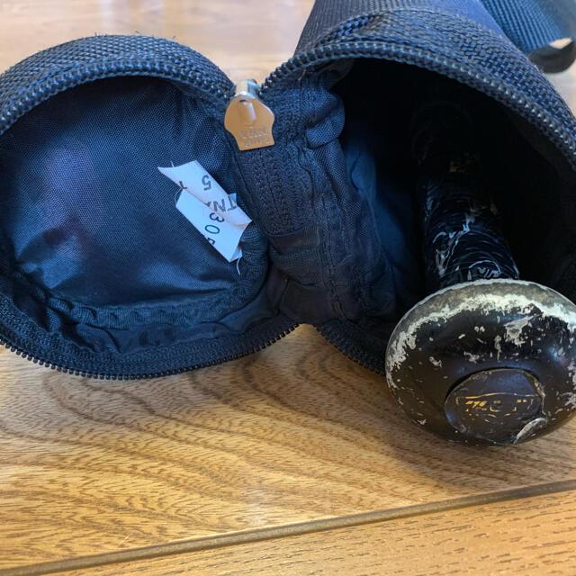 ZETT(ゼット)のZETT ブラックキャノン Z2 少年用 80センチ 620グラム ケース付き スポーツ/アウトドアの野球(バット)の商品写真