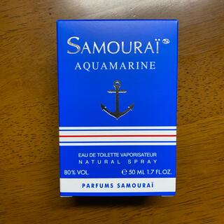 サムライ(SAMOURAI)の【香水】SAMOURAI AQUAMARINE(香水(男性用))